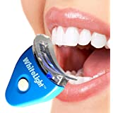 Naivete White Light Teeth Whitening System Tooth Polisher Whitener Stain Remover with LED Light Luma Smile Rubber Cups