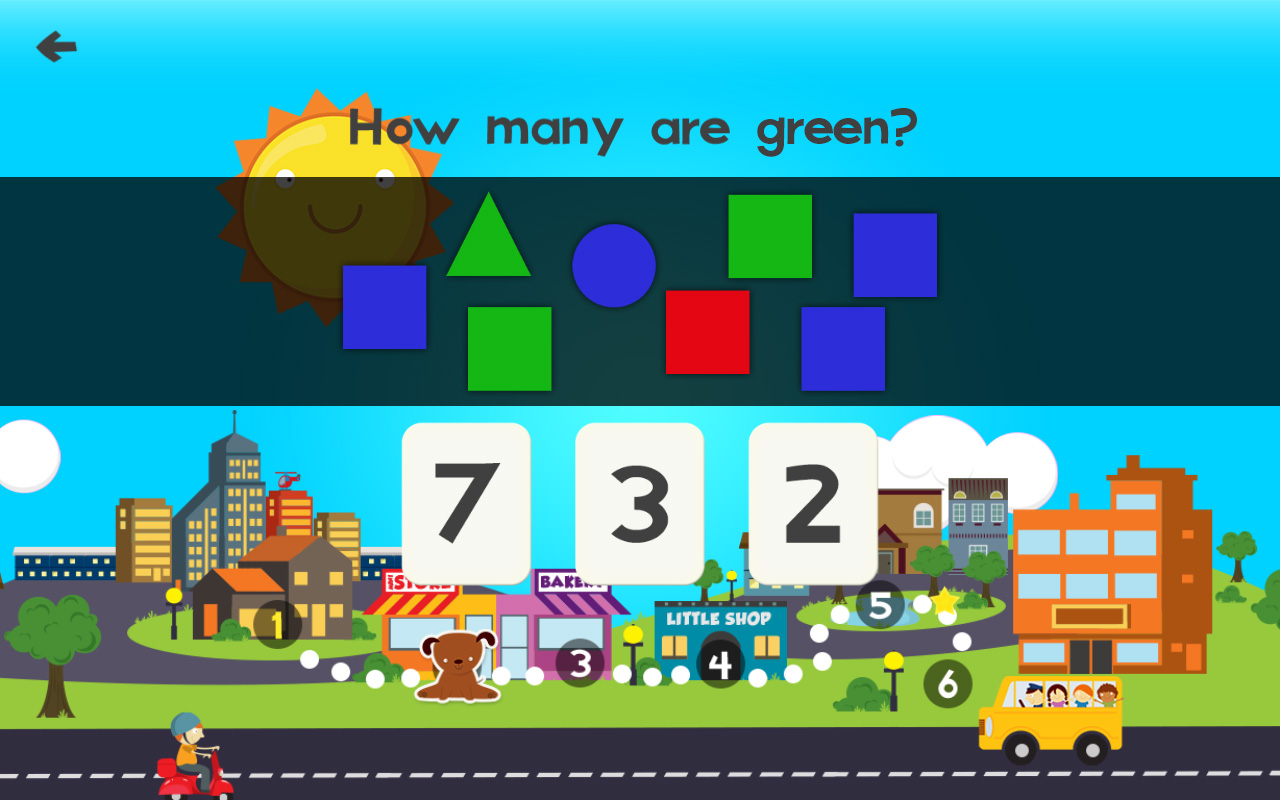 Animal Math Kids Math Games Free Games for Learning Numbers ...