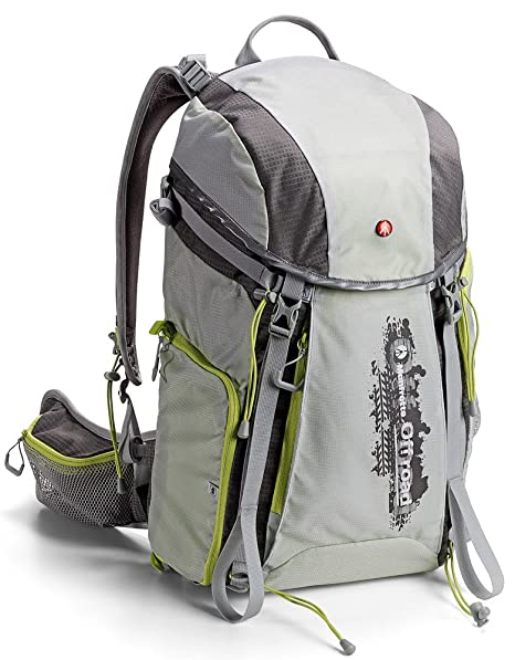 Manfrotto MB or-bp-30gy Off Road Senderismo Mochila, 30L (Gris)