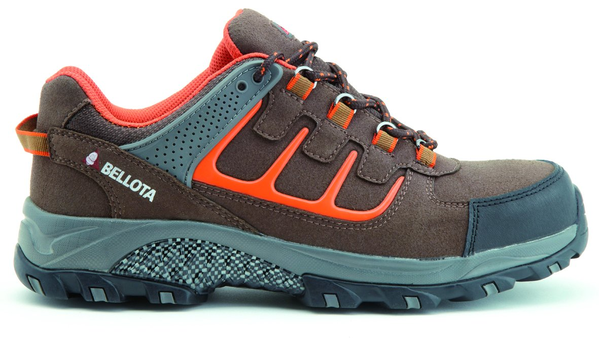 Bellota 72212M40S3 - Zapatos de hombre y mujer Trail (Talla 40), de seguridad con diseño tipo montaña: Amazon.es: Bricolaje y herramientas