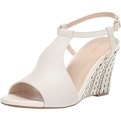 Cole Haan Women's 80 mm Maddie Open Toe Wedge | Sandals