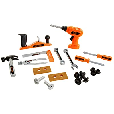 Black & Decker Jr. Fun Tool Set: Toys & Games