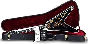 Gibson Flying V Custom EB Custom Shop - Guitarra eléctrica, color ...