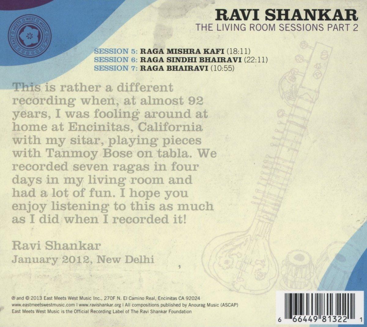 Ravi Shankar, Tanmoy Bose, Kenji Ota, Barry Phillips - Living Room ...