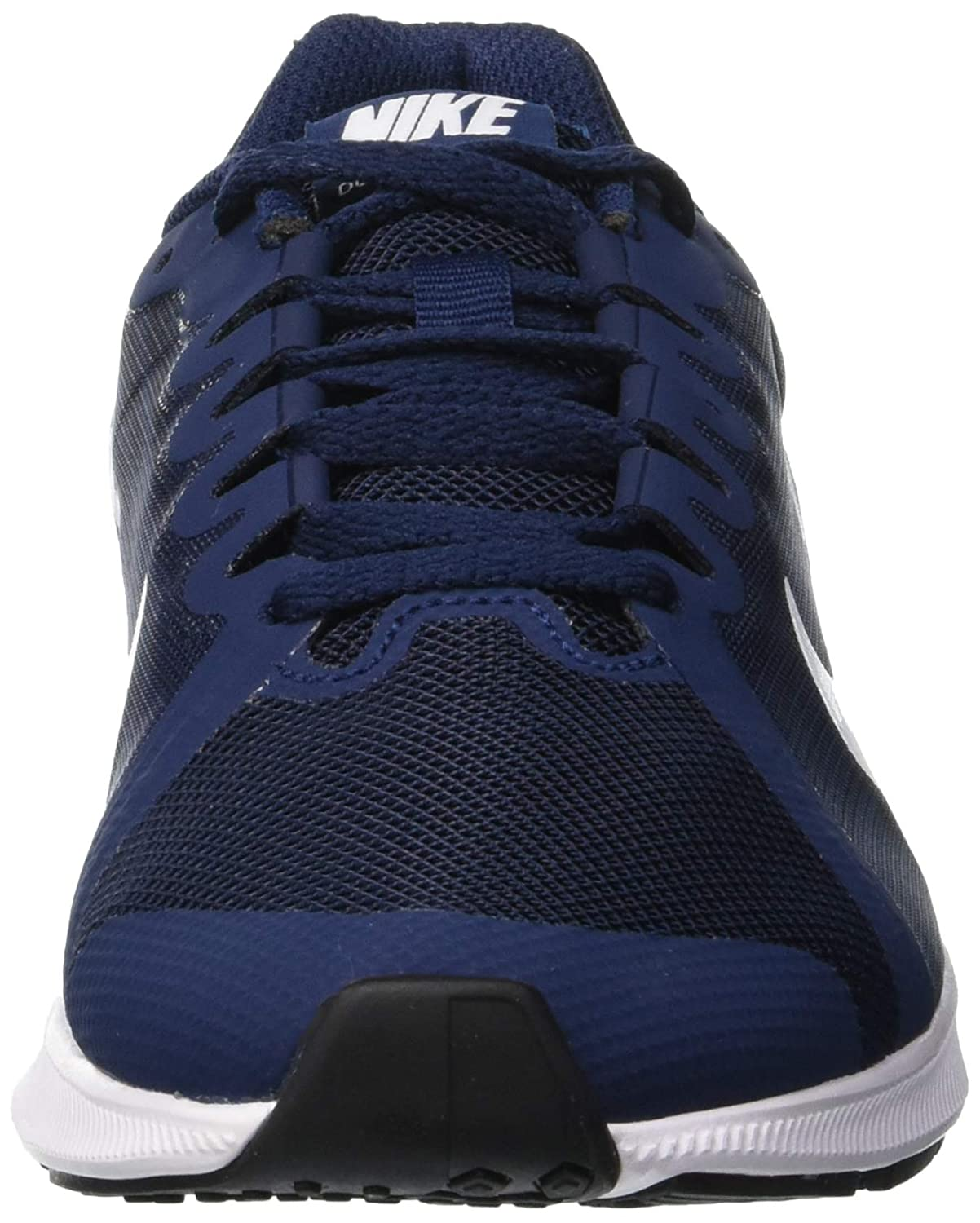Midnight Navy//White Sneakers GS Nike 922853-400: Boys Downshifter 8 6.5 M US Big Kid