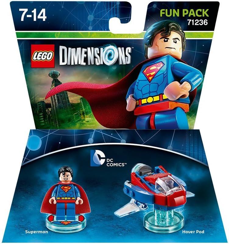 Warner Bros Interactive Spain Lego Dimensions - DC Superman ...