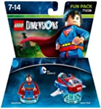 Figurine 'DC Comics' - Superman : Fun Pack