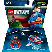 LEGO Dimensions DC Superman Fun Pack TTL