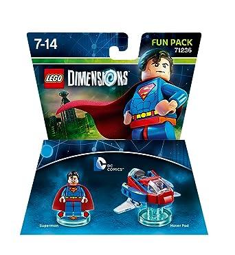 Lego Dimensions: Fun Pack DC Superman: Lego Dimensions Dc Superman ...