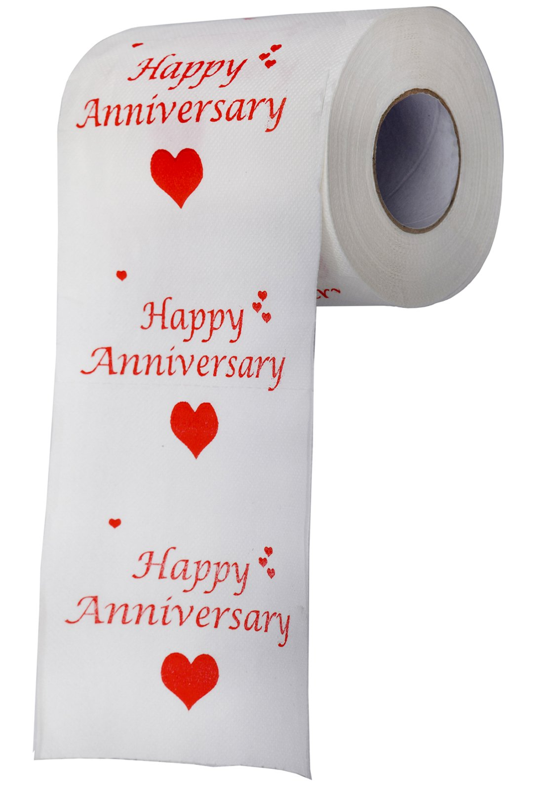 Happy Anniversary Toilet Paper by InsaneChicken