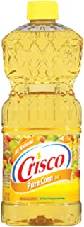 product image for Crisco Pure Corn Oil, 48-Ounce (Pack of 3)