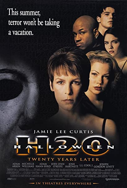 Link to Catalogue record for Halloween H20 dvd