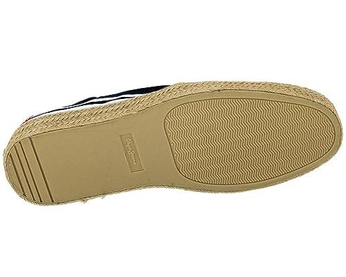 Pepe Jeans Sailor Deck Cruise, Alpargata Hombre: Amazon.es: Zapatos y complementos