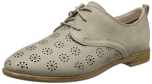 Clarks Alania Posey, Zapatos de Cordones Derby para Mujer