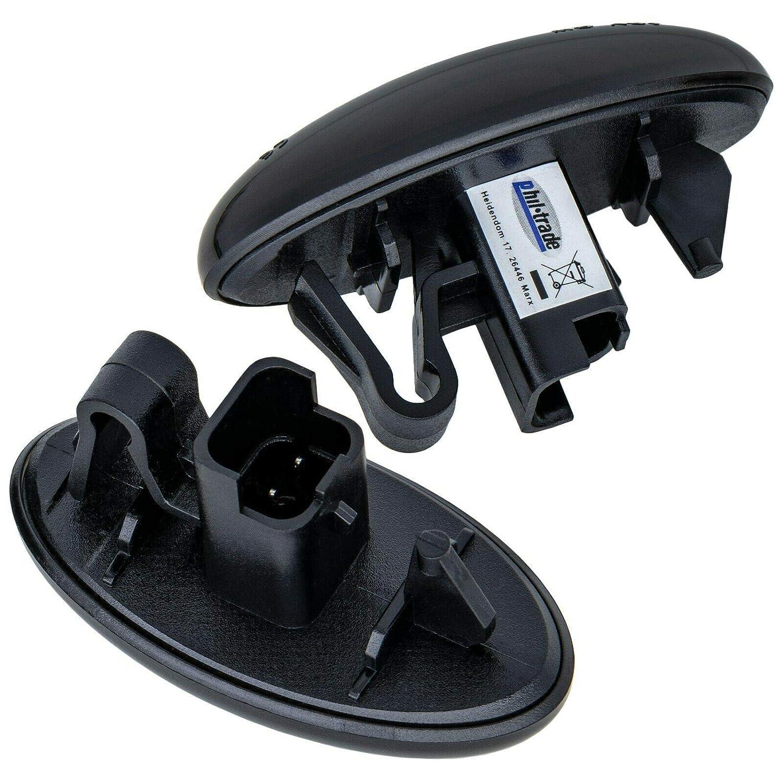 PROACE I II II phil trade LED SEITENBLINKER schwarz kompatibel mit Toyota AYGO I