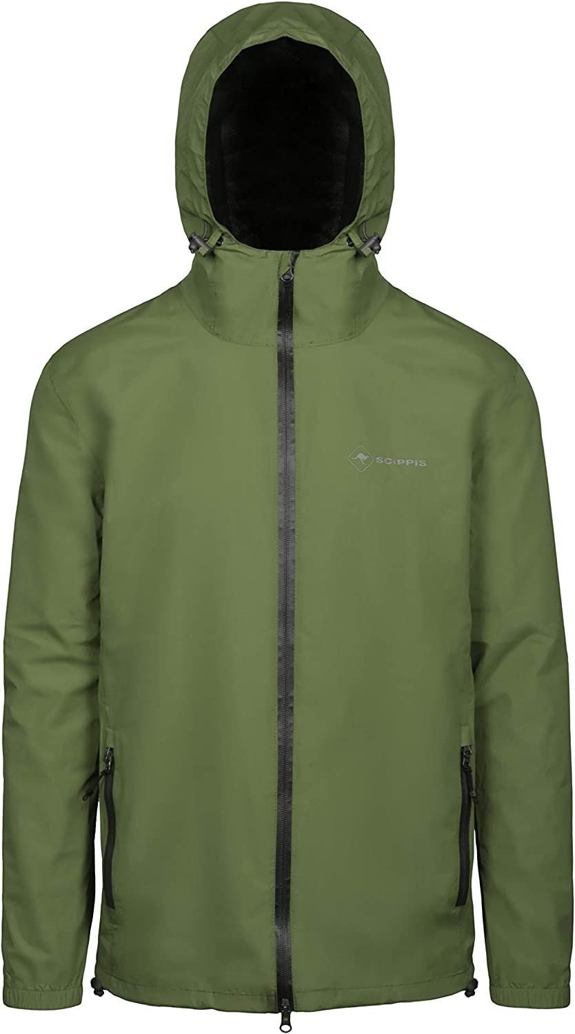 SCIPPIS Storm Force Jacket