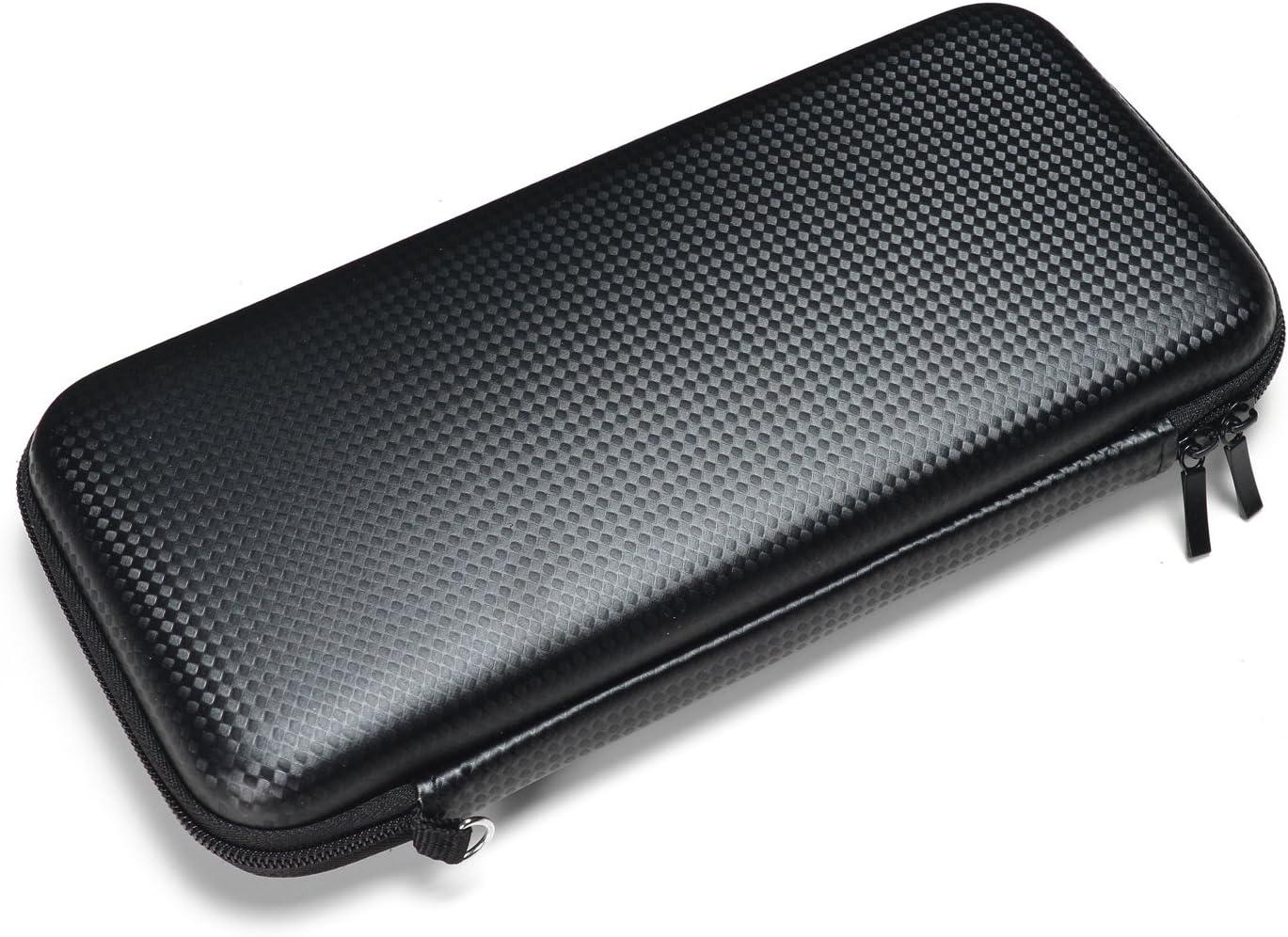 AGPtek Estuche Viajero para Nintendo Switch Set de 13 PZAS , Bolsa Portátil con Estuche para Tarjetas para Juegos, Protector para Pantalla, Cubierta para Joy-Con y Audífonos Incluidos: Amazon.es: Videojuegos