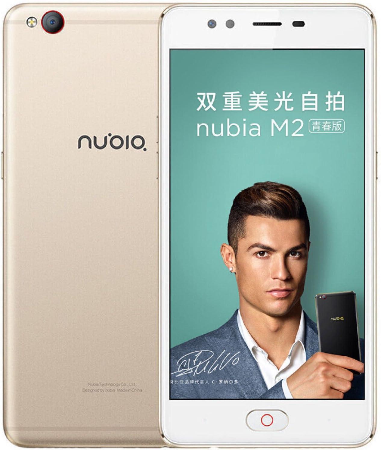 Nubia M2 Lite - Smartphone con Pantalla de 5.5