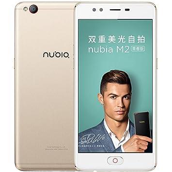 05d781f8c2f Nubia M2 Lite - Smartphone con Pantalla DE 5.5
