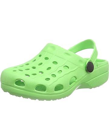 reputable site 59621 7f308 Playshoes Unisex Kids Eva Beach  Pool Shoes