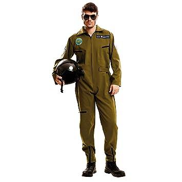 My Other Me Me-202120 Disfraz de astronauta para hombre, ML (Viving Costumes 202120