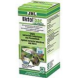 JBL Ektol bac Plus 250 Heilmittel Gegen bakterielle Infektionen für Aquarienfische, 200 ml