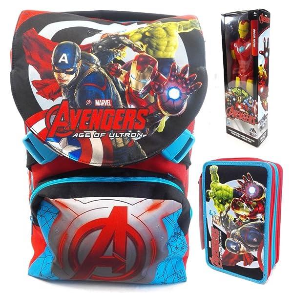 comprare popolare d6ddd efd54 Zaino Marvel Avengers - Zaini scuola elementare di ...