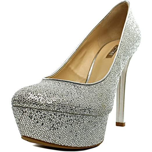 Womens Shoes GUESS Etten Gold Glitter