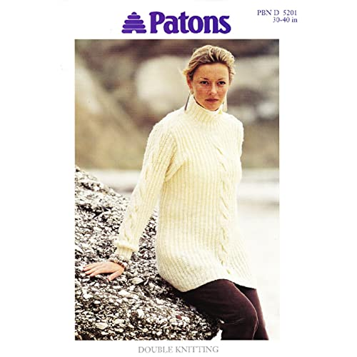 Patons Knitting Patterns Amazon
