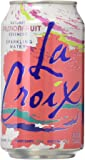 La Croix Sparkling Water, Passion Fruit, 12 oz Can (Pack of 12)