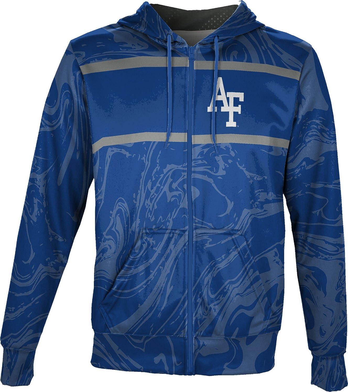 Air Force Academy Boys Full Zip Hoodie ProSphere U.S Ripple
