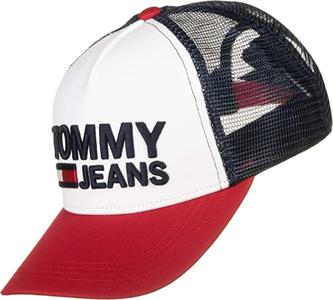 Tommy Hilfiger TJM Trucker Cap Corporate: Amazon.es: Ropa y accesorios