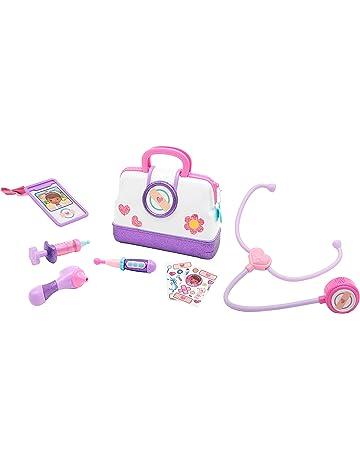 Doctora Juguetes - Toy Hospital, maletín de Doctora (Giochi Preziosi DMH06000)