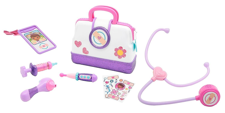 Doctora Juguetes - Toy Hospital, maletín de Doctora (Giochi Preziosi DMH06000): Amazon.es: Juguetes y juegos