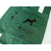 Scot-Petshop Biodegradable Dog Poop Bags (Dog Poo Bag/Dog Waste Bags) x 500, Eco Friendly, Bulk Buy