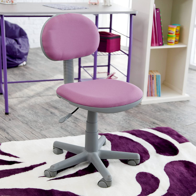 Amazon Study Zone II Desk & Chair Purple Kitchen & Dining