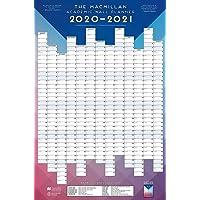 The Macmillan Academic Wall Planner 2020-21