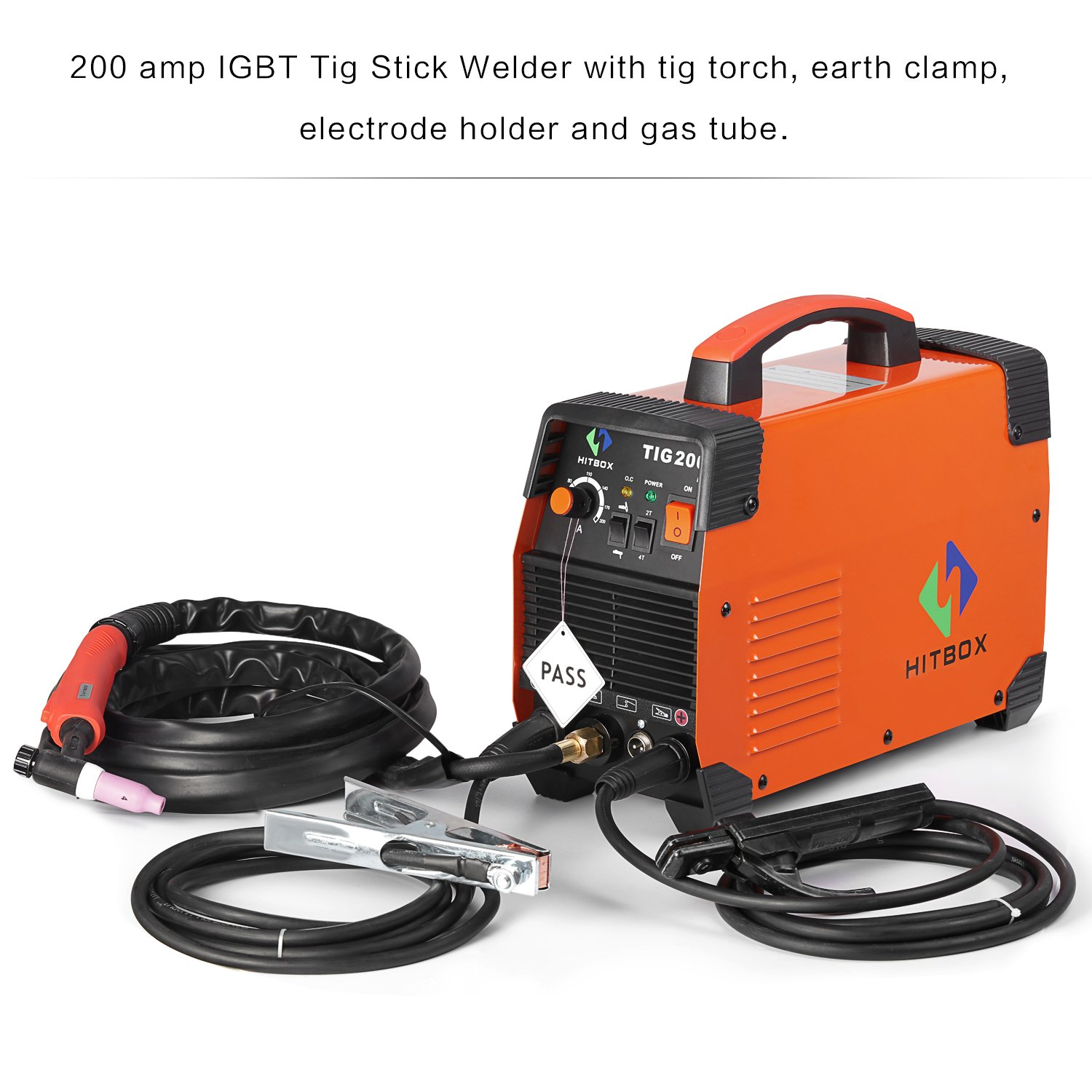 200 Amp Portable Tig Welding Machine High Frequency 220v Mma Lincoln Sa Parts Breakdown With Stick Igbt Inverter Welder