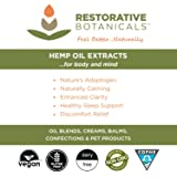 Ultra High Strength Hemp Oil for Pain Relief