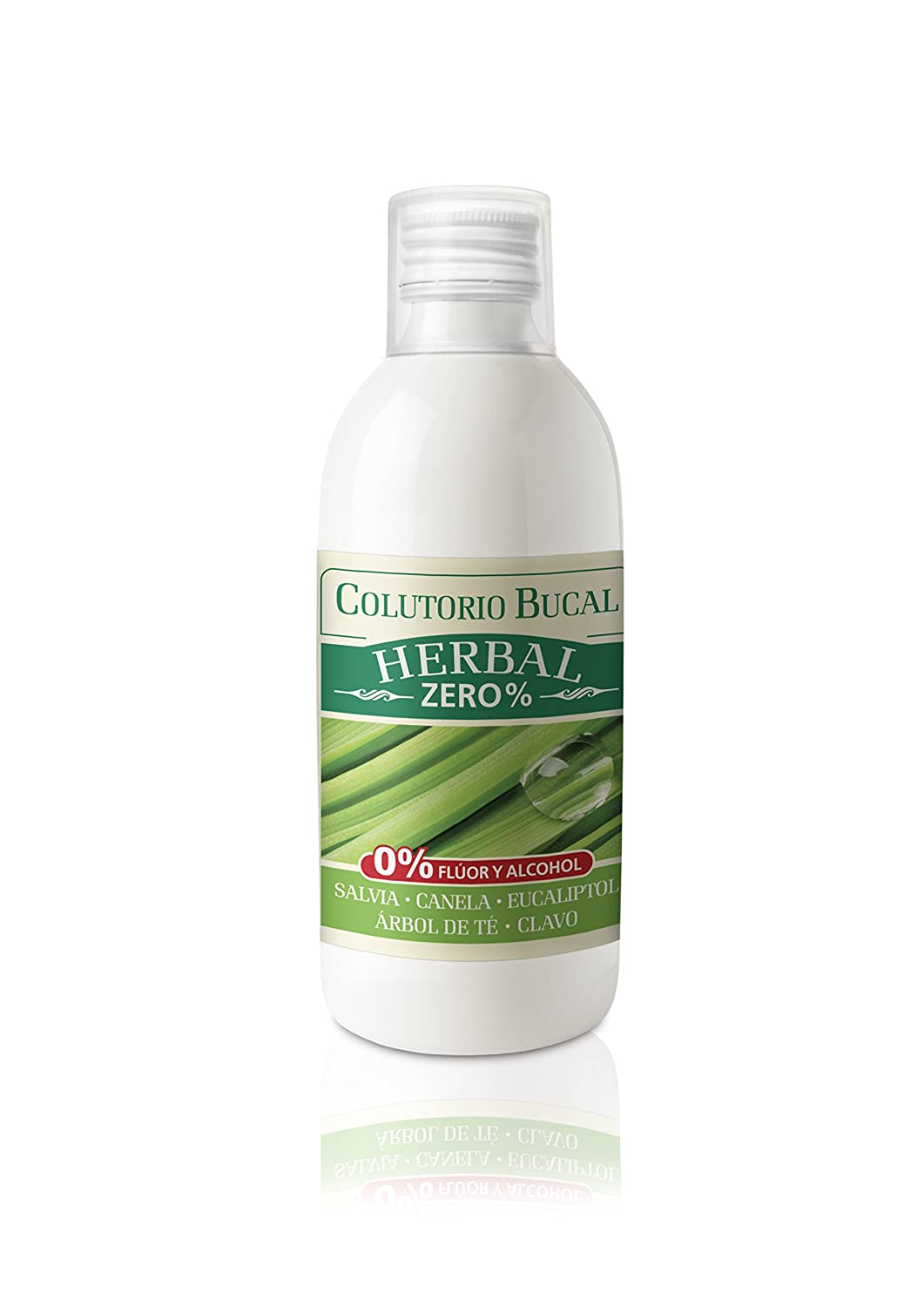 Natysal Colutorio Herbal Nature - 500 ml: Amazon.es: Salud y cuidado personal