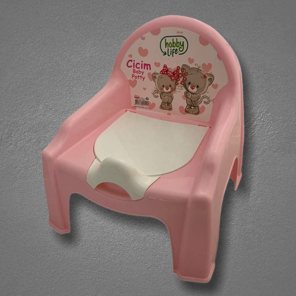 Baby Töpfchen  Blau Toilettentrainer Topf Kindertoilette Mädchen Jungen
