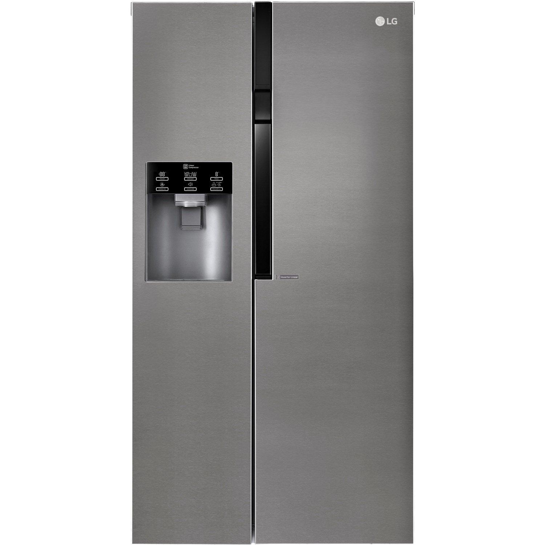 Réfrigérateur américain LG GSL360ICEZ - Frigorífico: Amazon.es: Hogar