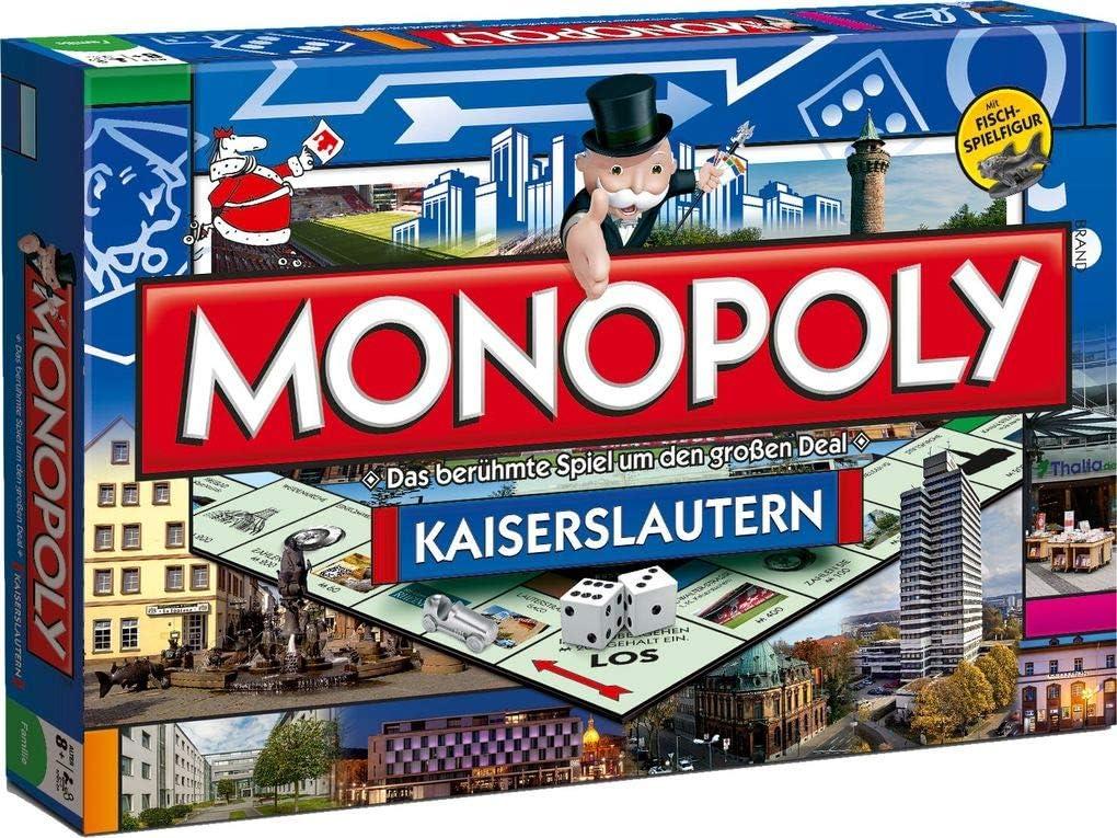 Monopoly Kaiserslautern: Amazon.es: Juguetes y juegos
