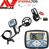 Minelab X-Terra 705 Special Bundle with Free Headphones & Batteries