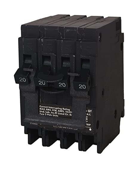 siemens q22020ct2 two 20-amp double pole circuit breaker, thermal-magnetic circuit  breakers - amazon canada