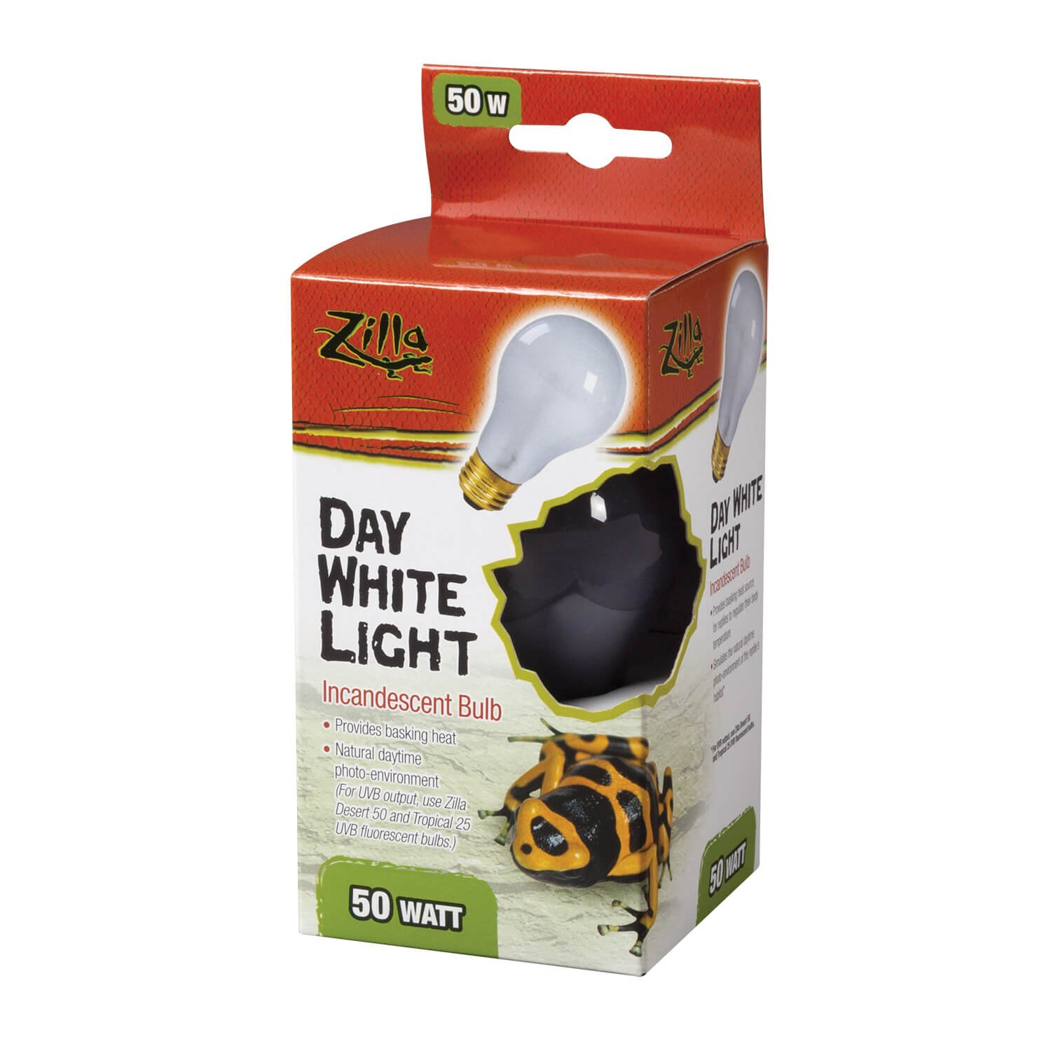 Zilla 09919 Day Blue Light Incandescent Bulb, 150-Watt 100109919