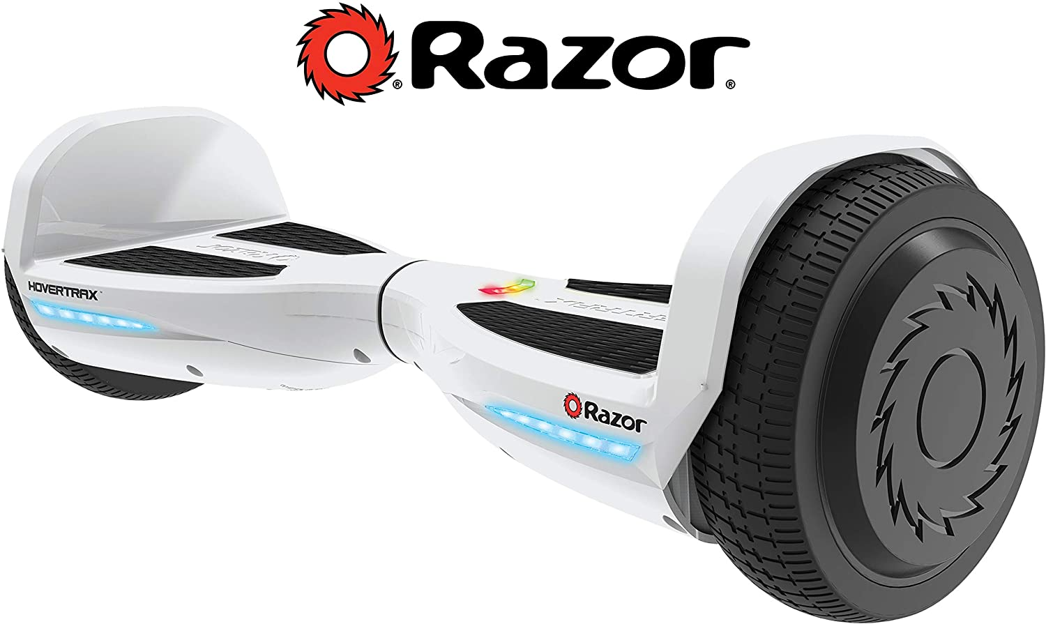 Razor Hovertrax 1.5 Hoverboard Self-Balancing Smart Scooter, White
