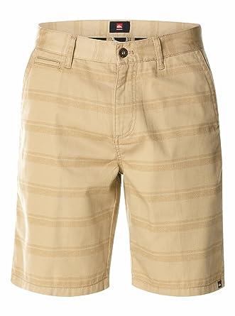 3d5e7a9406 Amazon.com: Quiksilver Men's Union Surplus 21 Walk Shorts: Clothing