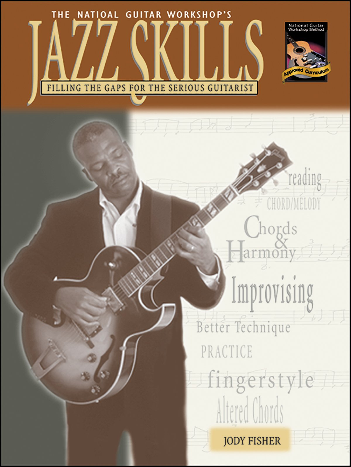 Jazz Skills: Filling the Gaps for the Serious Guitarist (The National Guitar Workshop's) PDF