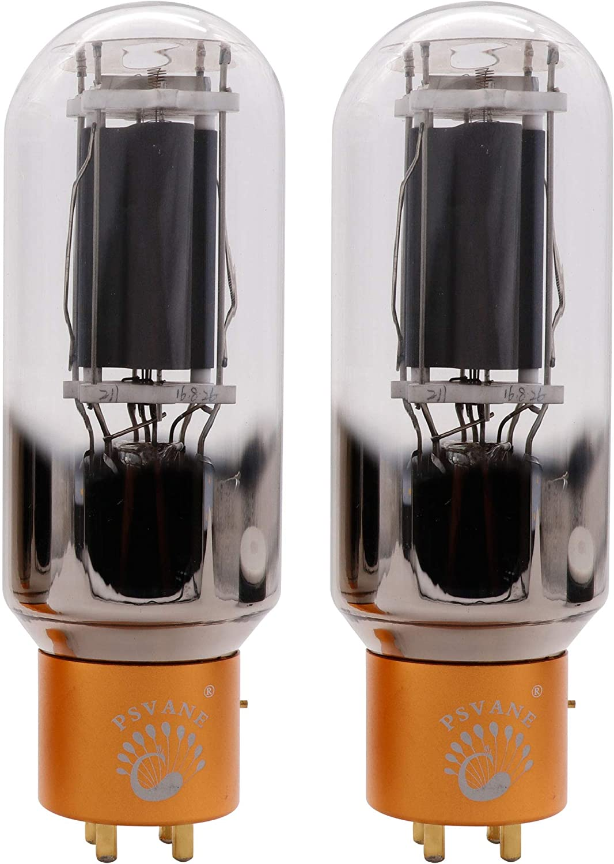 Psvane 2PCS Treasure 211-TII Mark II Vacuum Tube Matched Pair Premium Grade
